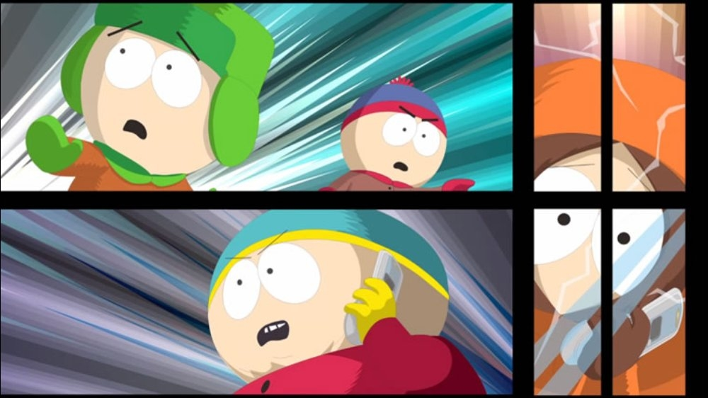 Image from South Park