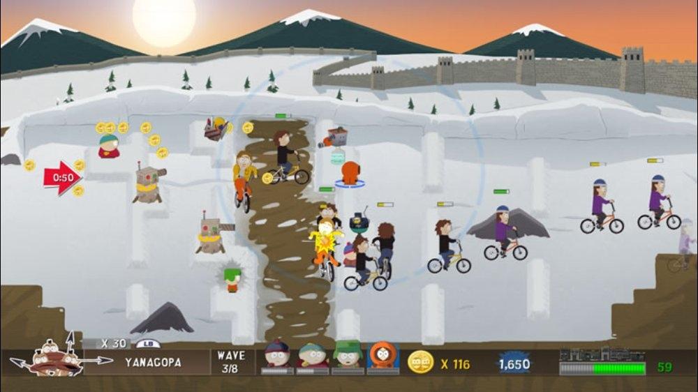 Obraz z South Park