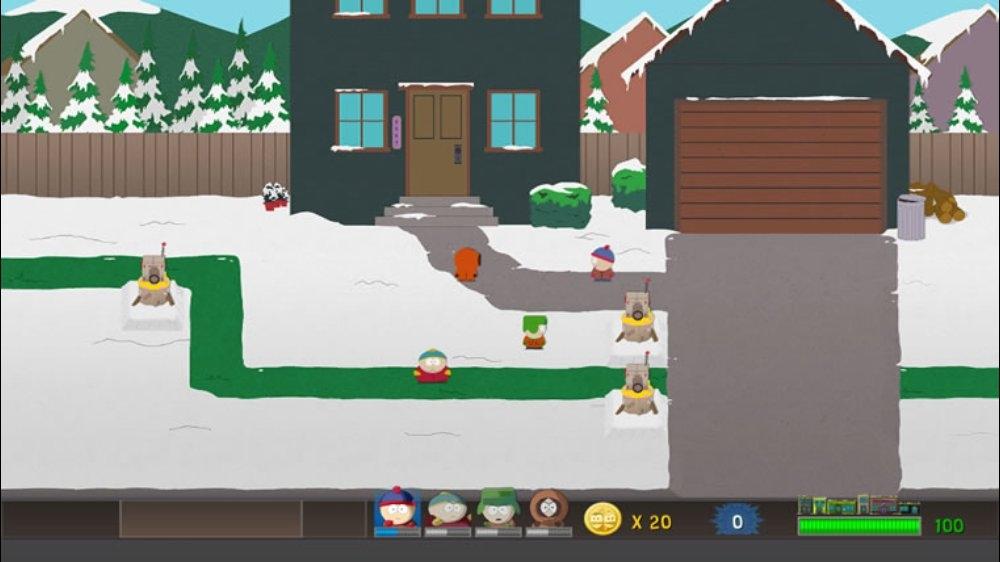 Imagem de South Park