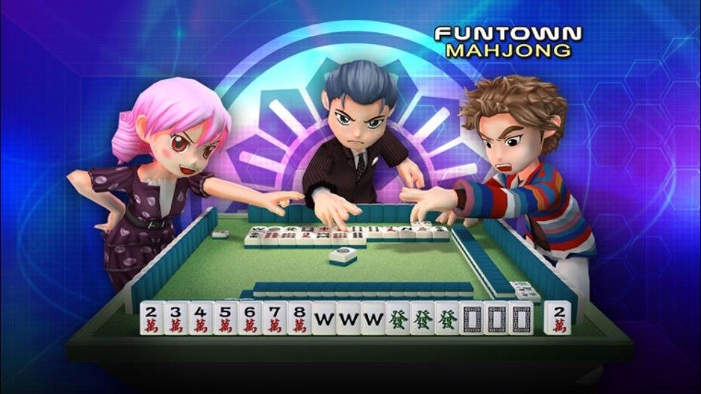 Imagen de FunTown Mahjong