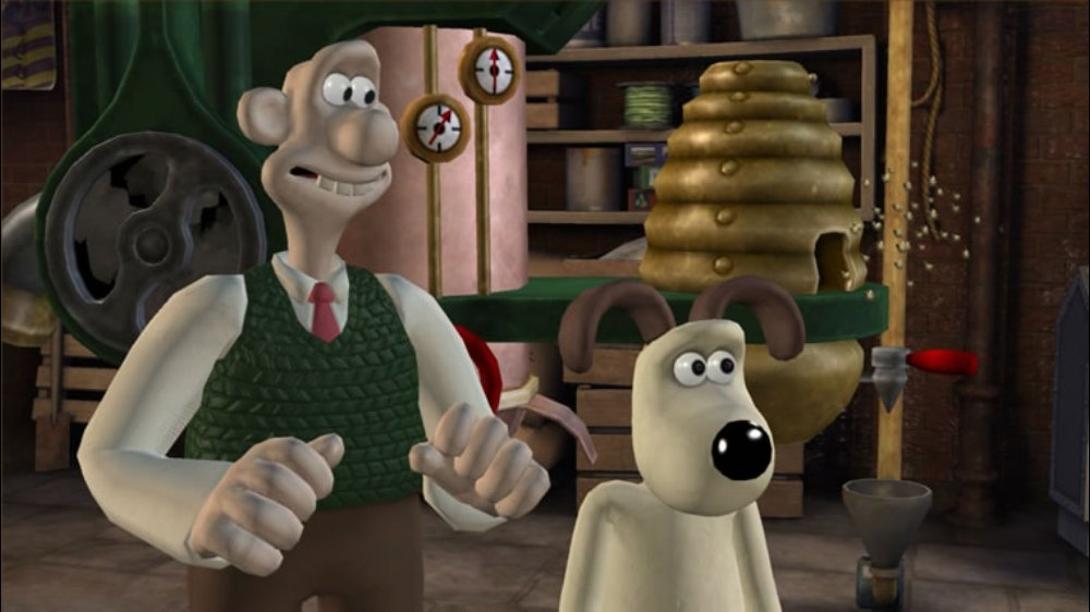 Image from Wallace &amp; Gromit #1