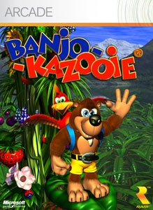Banjo-Kazooie - Picture Pack 2