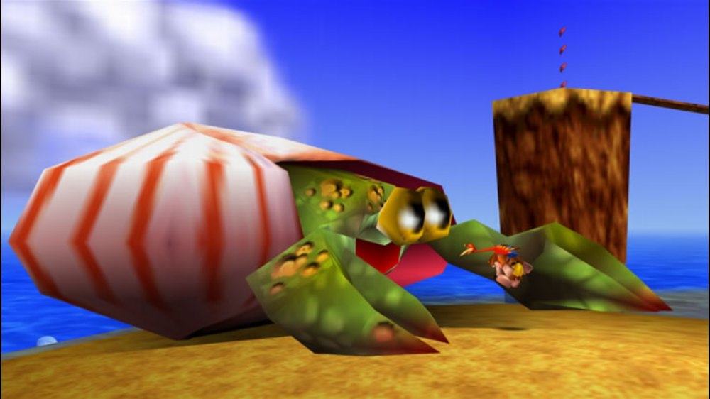 Image from Banjo-Kazooie