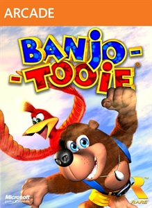 Banjo-Tooie Stars!