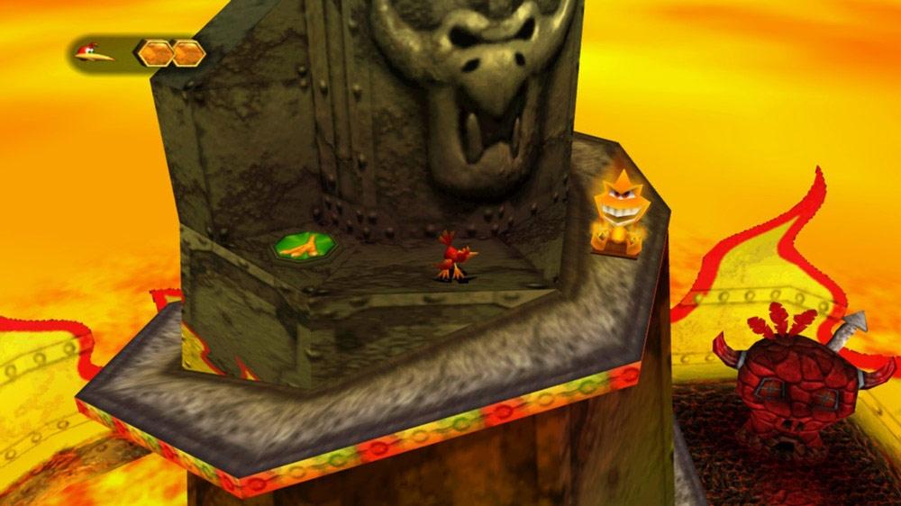 バンジョーとカズーイの大冒険 2 のイメージ