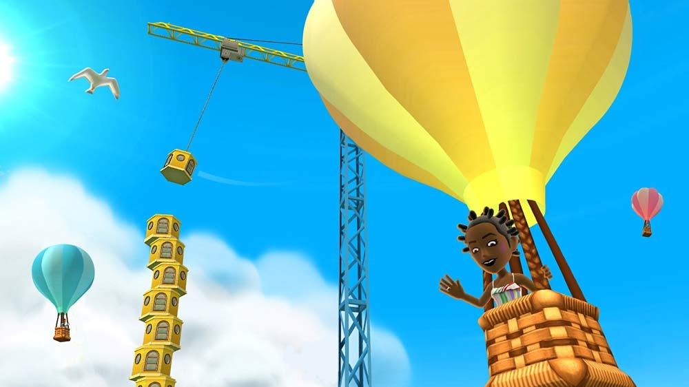 Tower Bloxx Deluxe の画像