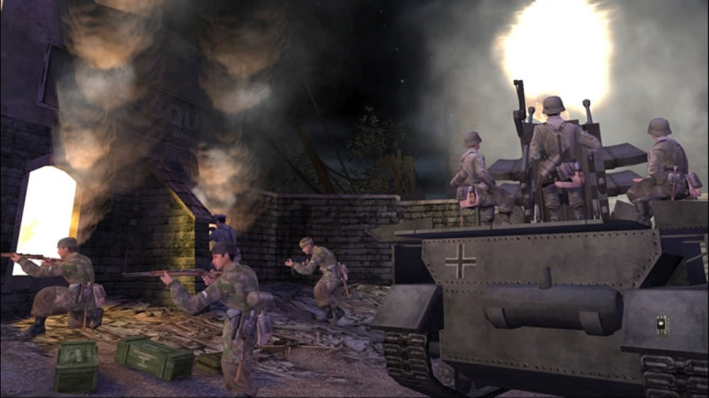 Call of Duty Classic [ARCADE] [2009|Rus]
