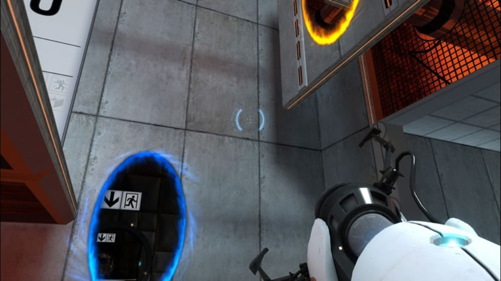 Image from Portal: Still Alive