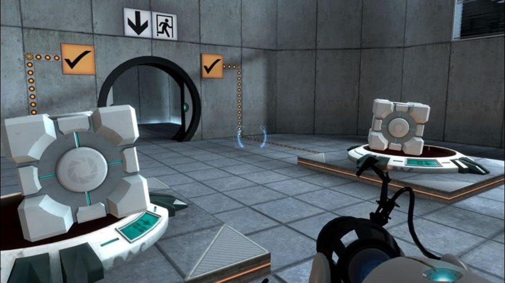 Obraz z Portal: Still Alive
