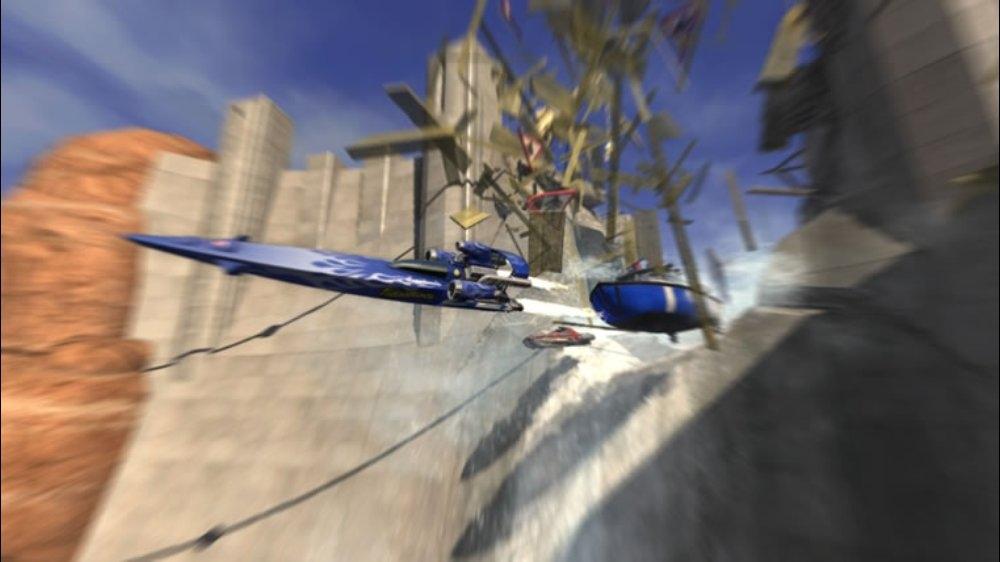 Snímek ze hry Hydro Thunder