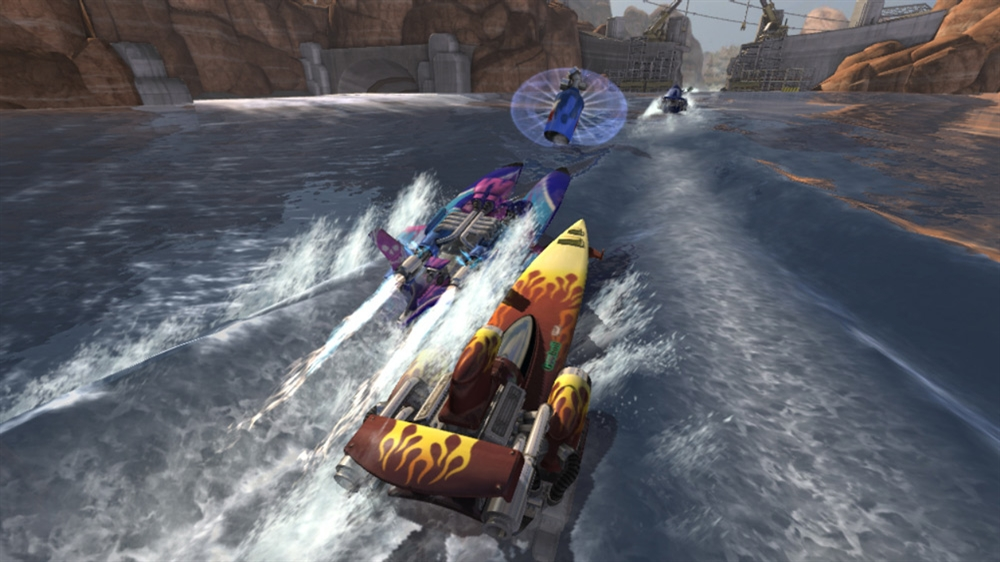 Hydro Thunder のイメージ