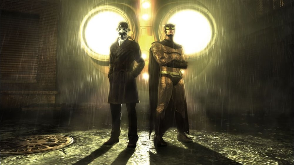 Image from WATCHMEN