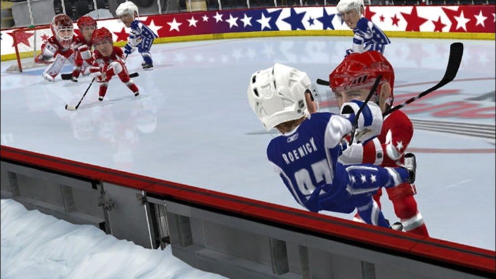 Bild frn 3 on 3 NHL Arcade