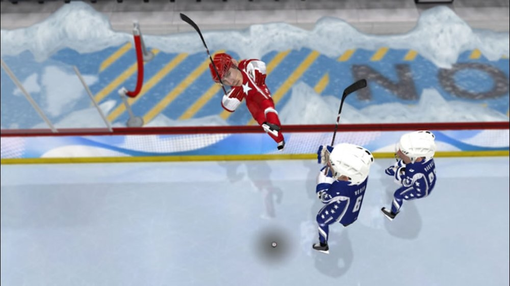 Image from 3 on 3 NHL® Arcade