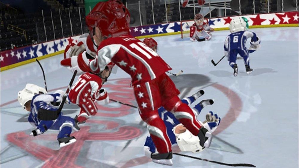 Imagen de 3 on 3 NHL® Arcade