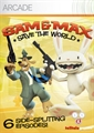 The Streets of Sam & Max Premium Thema