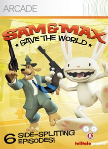 The Streets of Sam & Max Premium Thème