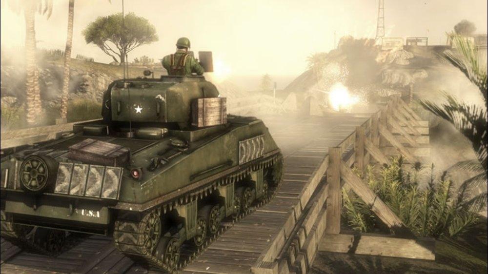 Snímek ze hry Battlefield 1943™