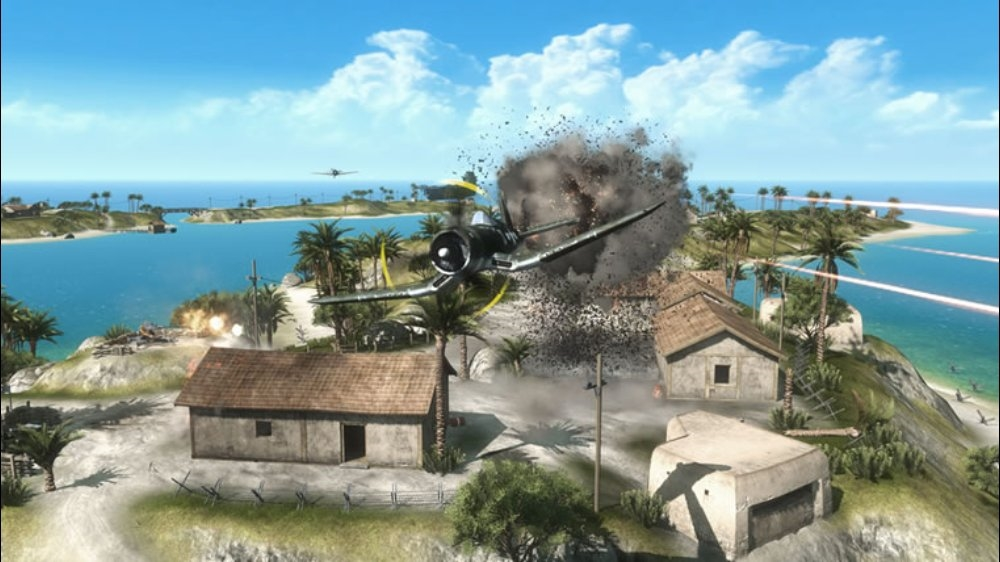 Image from Battlefield 1943