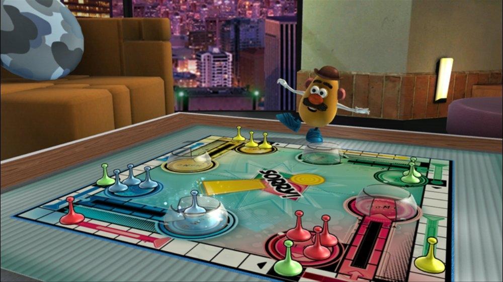 Billede fra Family Game Night