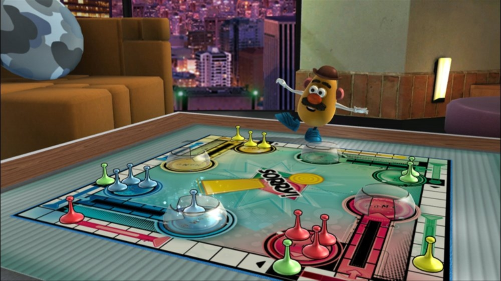 Bild von Hasbro Spieleabend