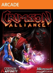 Crimson Alliance™ Reveal Trailer