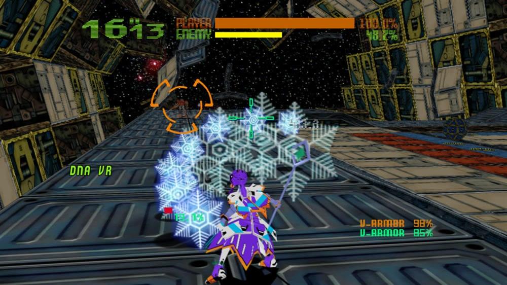 Bild von Virtual-On OT