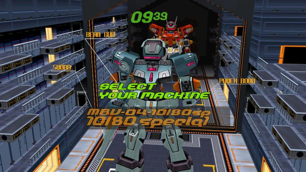 Image de Virtual-On OT