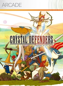 CRYSTAL DEFENDERS Promotional Trailer