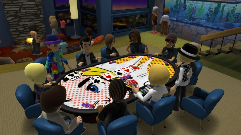 Image from Full House Poker