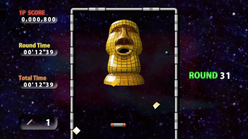 Image from ARKANOID Live!