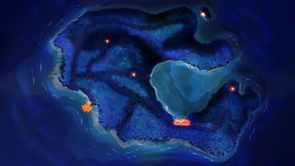 Snímek ze hry Monkey Island: SE