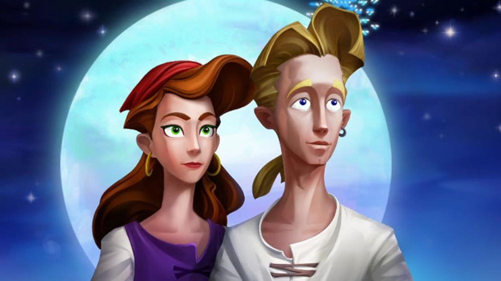 Image from Monkey Island: SE