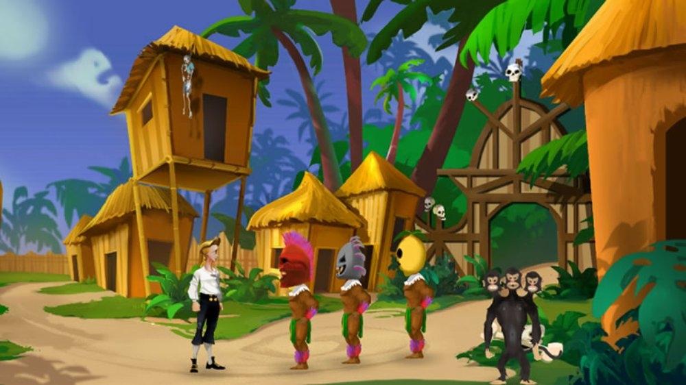 Kép innen: Monkey Island: SE