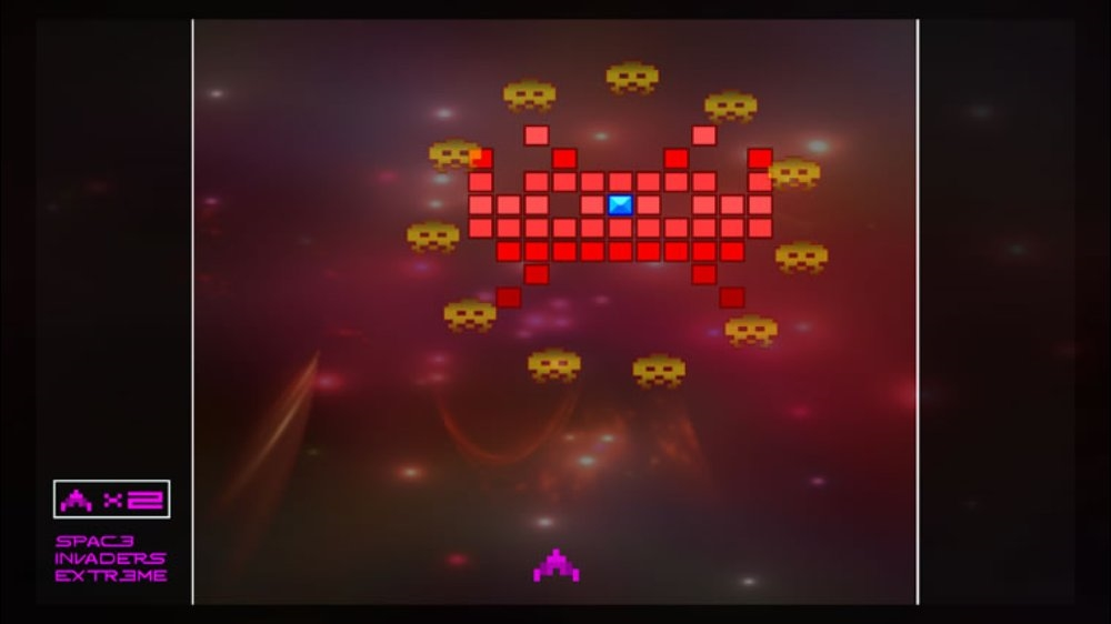 Image from Space Invaders Extreme