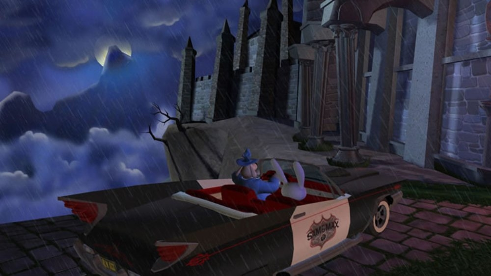 Image from Sam&Max Beyond Time...