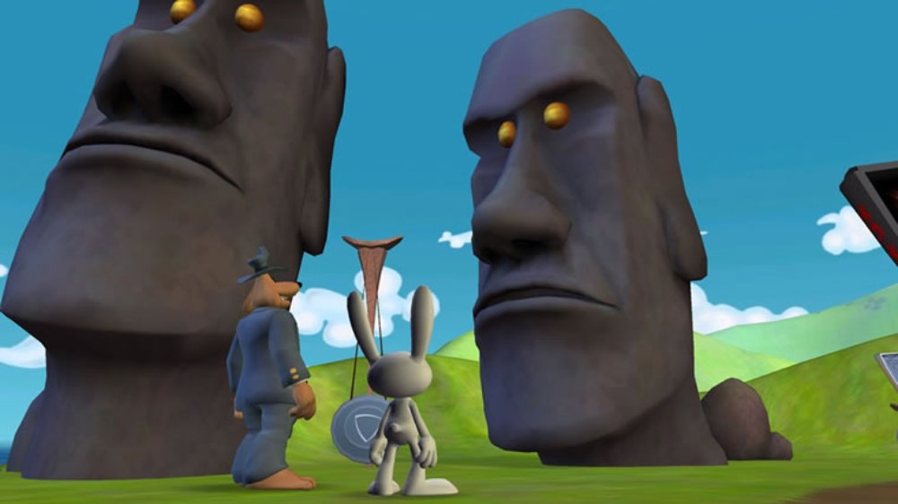 Obraz z Sam&Max Beyond Time...