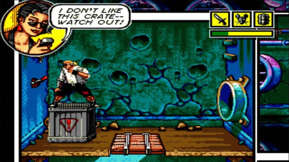 Image from Comix Zone