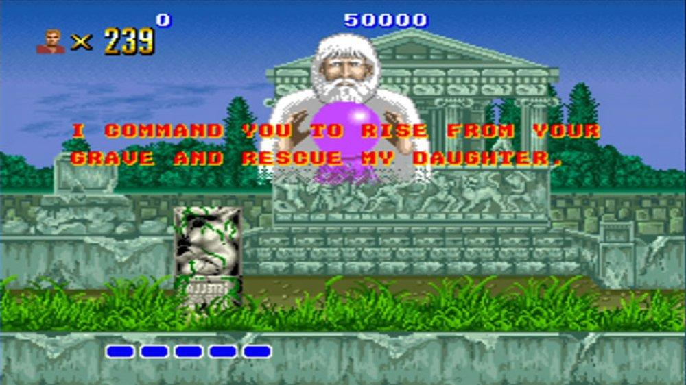 Bild von Altered Beast