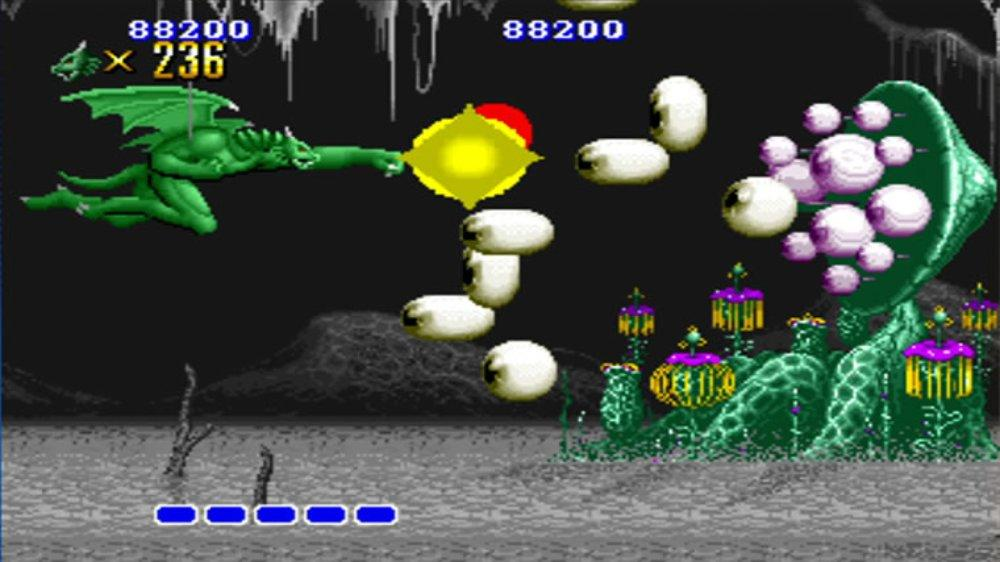 Image from Altered Beast