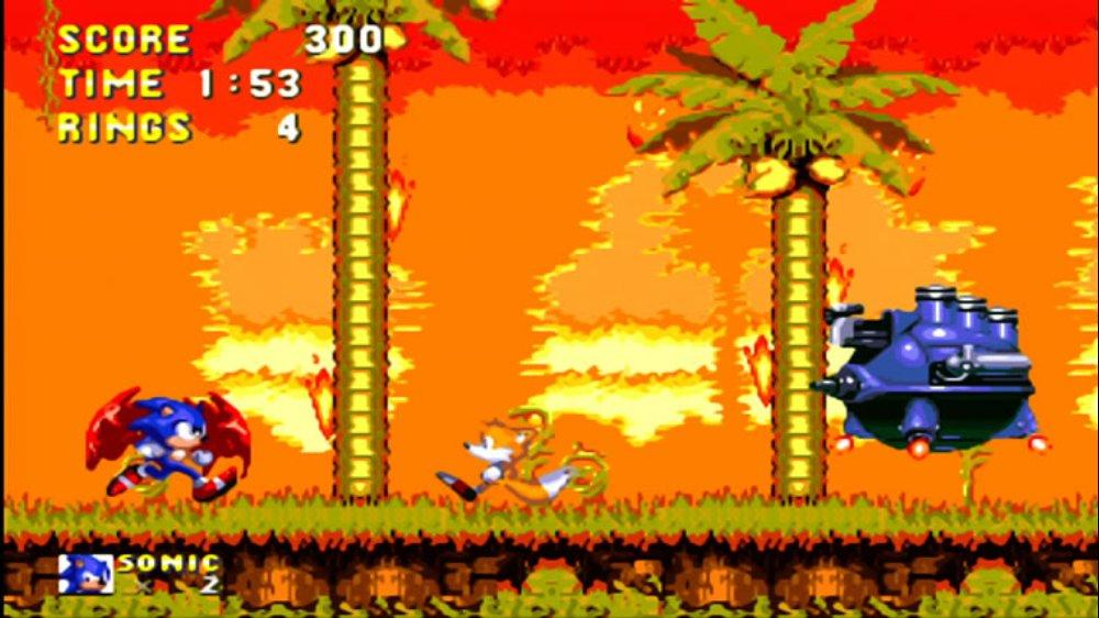 Bild von Sonic The Hedgehog 3