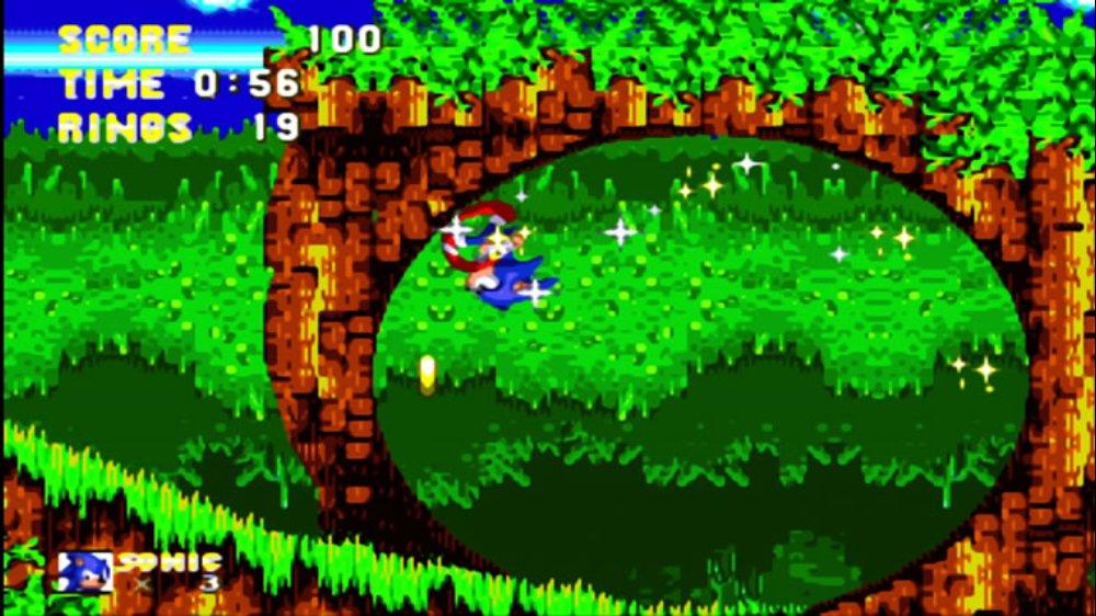 Obraz z Sonic The Hedgehog 3