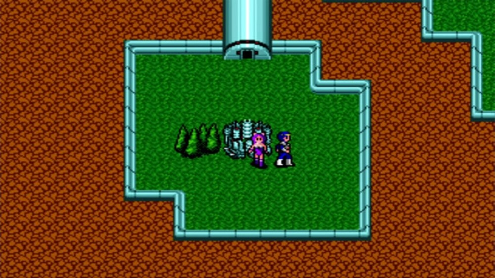 Image from Phantasy Star II
