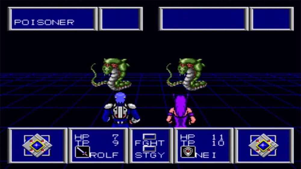 Image de Phantasy Star II