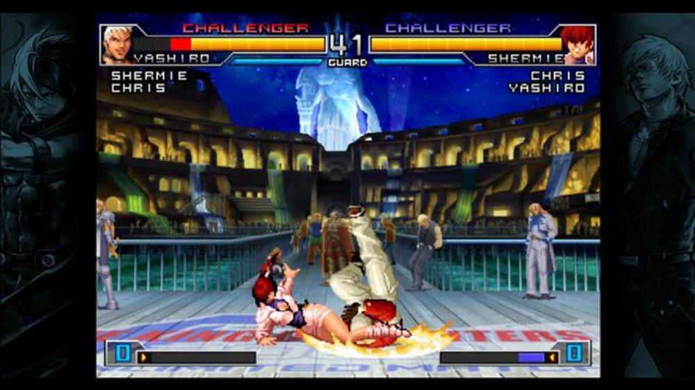 Image from KOF2002UM