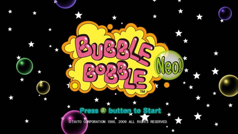 Imagem de BUBBLE BOBBLE Neo!