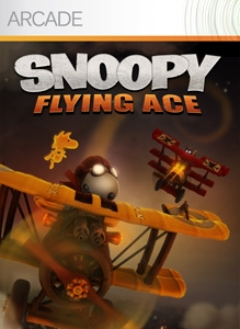 Snoopy Flying Ace Trailer