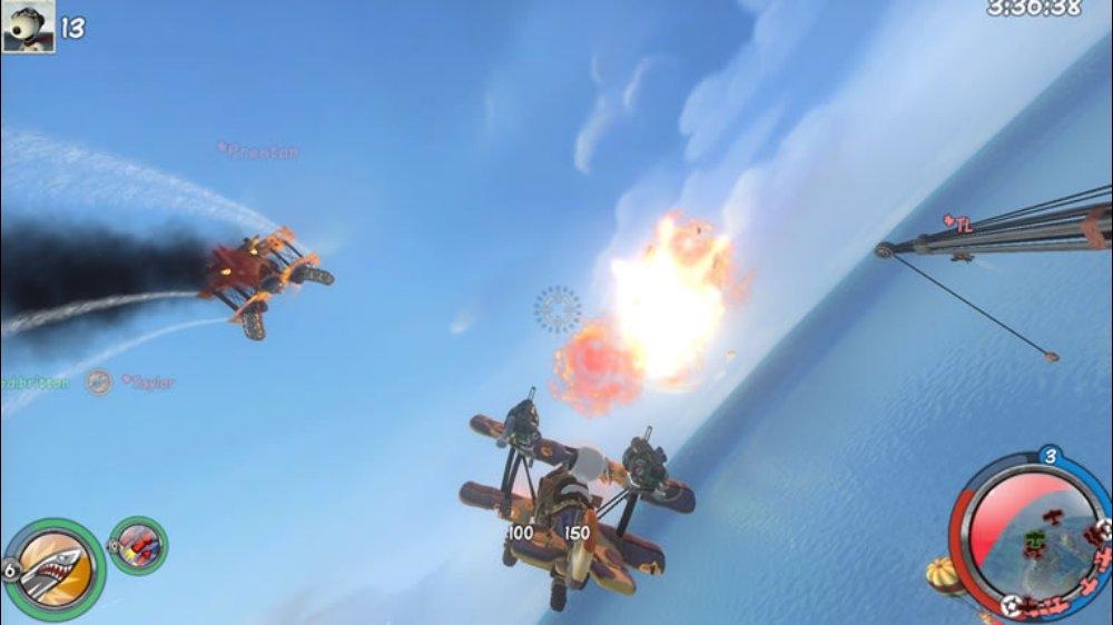 Imagen de Snoopy Flying Ace