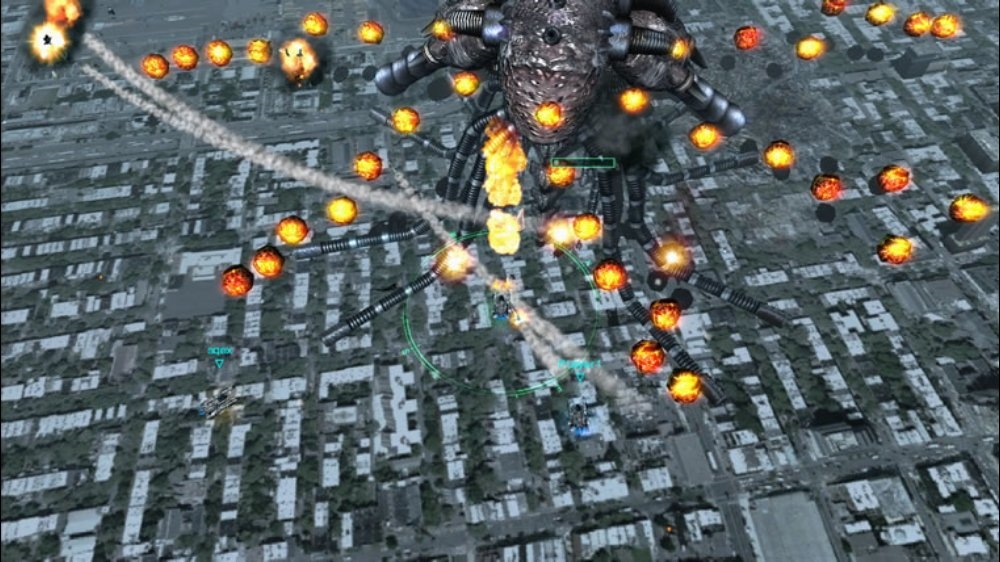 Imagen de 0 day Attack on Earth