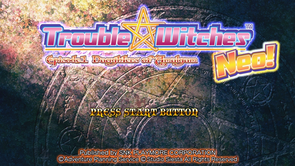 Image from TROUBLE WITCHES NEO